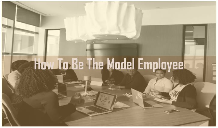 How to be the model employee